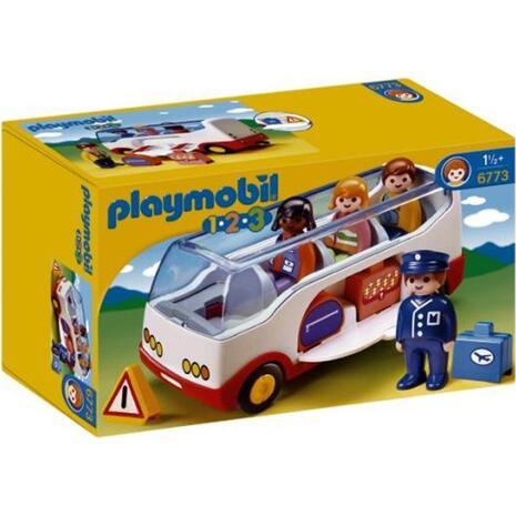 Playmobil Πούλμαν (6773)