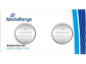 Αλκαλική μπαταρία MEDIARANGE Coin Cells AG10 1.5V (LR54)