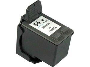 Μελάνι εκτυπωτή Συμβατό NS HP No56 C6656AE Black