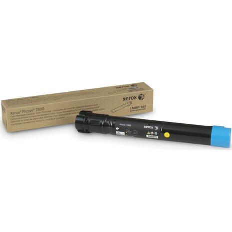 Toner εκτυπωτή XEROX Phaser 7800 Cyan 106R01563