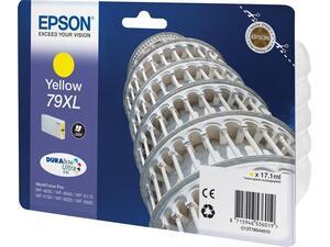 Μελάνι εκτυπωτή EPSON 79XL Yellow 17.1ml (Yellow)