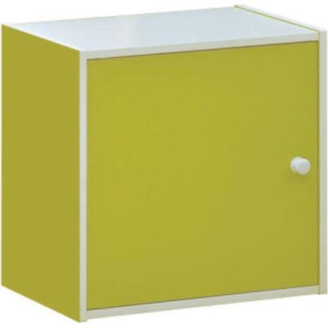 Ντουλάπι Decon Cube 40x29x40cm Lime (Ε-00016633(Ε829,8)