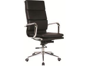 Πολυθρόνα γραφείου διευθυντή BF 4800 Μαύρη (Ε-00011033(ΕΟ234) (Μαύρο)