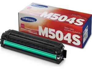 Toner εκτυπωτή SAMSUNG CLT-M504S Magenta