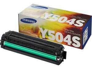Toner εκτυπωτή SAMSUNG CLT-Y504S Yellow