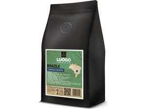 Καφές σε κόκκους BRAZIL CERRADO MINEIRO LUOGO ROASTED COFFEE 250gr