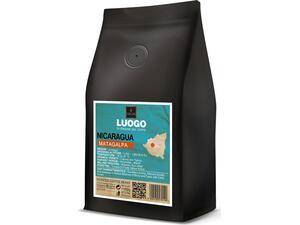 Καφές σε κόκκους NICARAGUA MATAGALPA LUOGO ROASTED COFFE 250gr