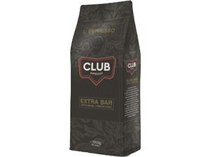 Καφές σε κόκκους CLUB ESPRESSO EXTRA BAR COFFE BEANS ROASTED COFFEE 1kg