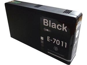Μελάνι εκτυπωτή Συμβατό NS EPSON T7011 XXL Black