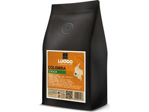 Καφές σε κόκκους COLOMBIA CAUCA LUOGO ROASTED COFFE 250gr