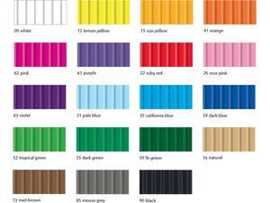 Χαρτί οντουλέ URSUS 50x70cm σε διάφορα χρώματα