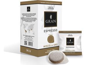 Καφές σε pods GRAN ESPRESSO MISCELA ORO E.S.E  (18 τεμάχια)