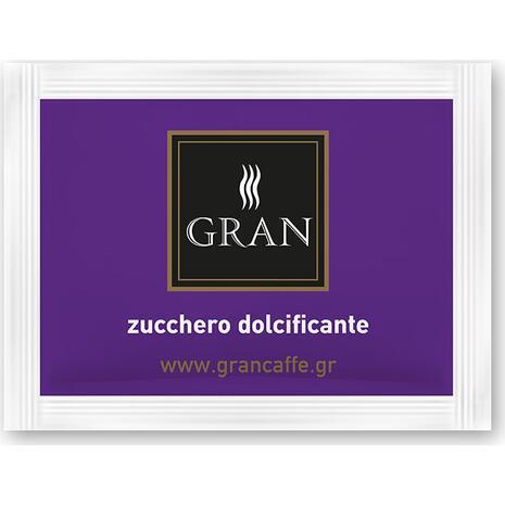 Ζαχαρίνη GRAN CAFFE (500 τεμάχια)