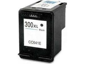 Μελάνι εκτυπωτή Συμβατό HP 300XL Black