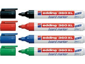 Μαρκαδόρος πίνακα EDDING 360XL σε διάφορα χρώματα