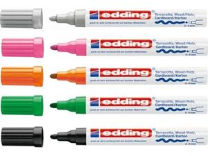 Μαρκαδόρος διακόσμησης EDDING 4040 1-2mm σε διάφορα χρώματα