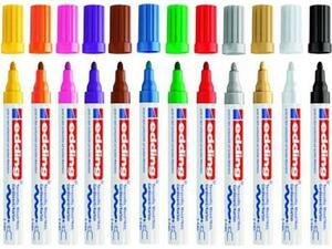 Μαρκαδόρος διακόσμησης EDDING 4000 2-4mm σε διάφορα χρώματα