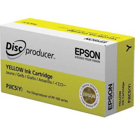 Μελάνι εκτυπωτή EPSON DISC PRODUCER S020451 Yellow