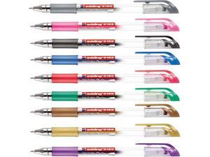 Στυλό Gel EDDING 2185 Roller 0.7mm σε διάφορα χρώματα