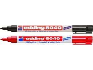 Μαρκαδόρος υφάσματος EDDING 8040 1mm σε διάφορα χρώματα