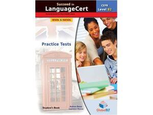 Succeed in LanguageCert B2 Communicator Practice Tests Student's Book