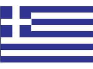 Σημαία Ελληνική 16x27cm πολυεστερική