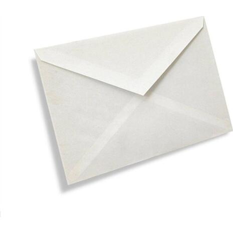 Φάκελος Αλληλογραφίας λευκός με γόμα 12,5Χ17,5 cm Νο9 (1 τεμάχιo)