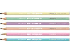 Μολύβι Stabilo pastel σε διάφορα χρώματα