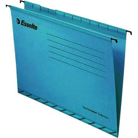 Φάκελος κρεμαστός Esselte A4 Μπλε (90311)