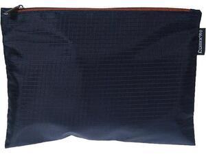 Τσαντάκι με φερμουάρ Comix σκούρο μπλέ B6 21x15,5cm (Μπλέ σκούρο)