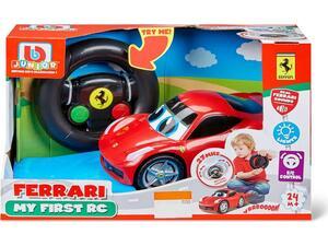 Τηλεκατευθυνόμενο Ferrari Junior - My first RC buraco
