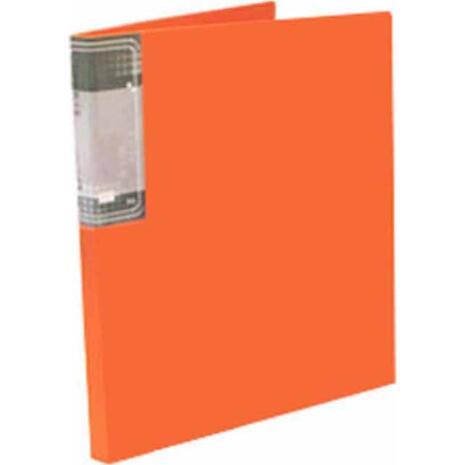 Ντοσιέ DATAKING 20 θέσεων Fancy A4 πορτοκαλί