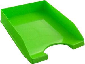 Χαρτοθήκη γραφείου METRON πλαστικό ανοιχτο πράσινο (Πράσινο ανοιχτό)