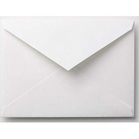 Φάκελος Αλληλογραφίας λευκός 7Χ11cm  (1 τεμάχια)