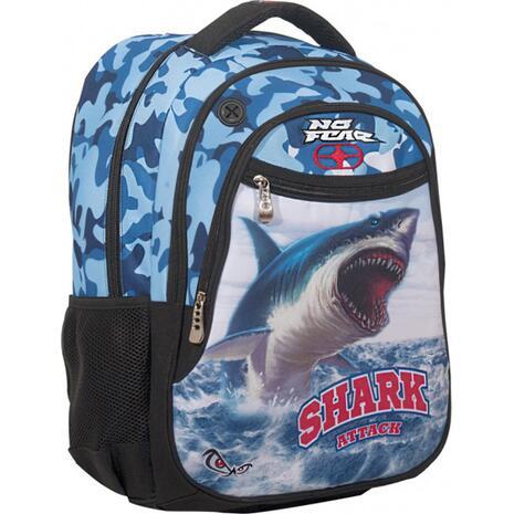 Σακίδιο πλάτης  Back me up no fear ocean shark (347-63031)