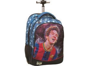 Σακίδιο τρόλεϋ Back me up Football Messi Celebrity icons (338-84074)