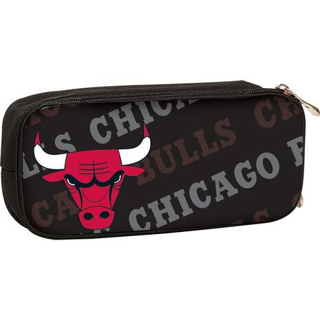 Κασετίνα οβάλ Back me up Nba Chicago Bulls (338-45144)