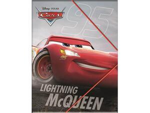 Φάκελος με λάστιχο PP GIM Cars (341-43515)