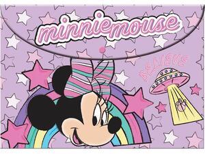 Φάκελος με κουμπί GIM Minnie A4 (340-51580)