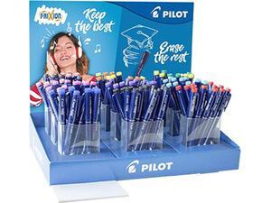 Στυλό μαρκαδόρος Pilot Frixion Fineliner σε διάφορα χρώματα