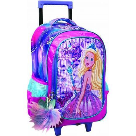 Σακίδιο τρόλεϋ GIM Barbie Fantasy (349-63074)