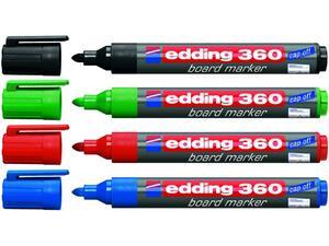 Μαρκαδόρος πίνακα EDDING 360 σε διάφορα χρώματα