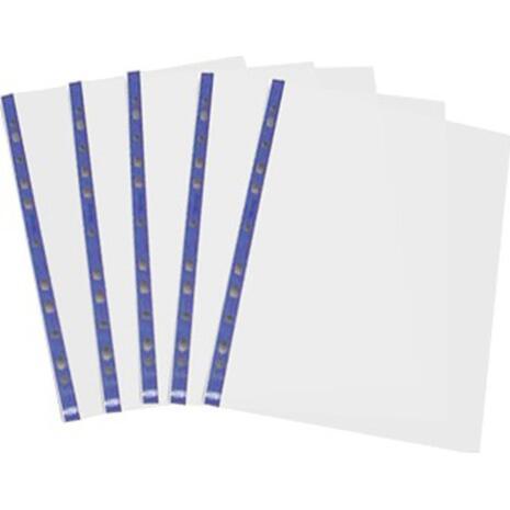 """Ζελατίνες METRON ενισχυμένες A4 μπλε τύπου """"Π"""""""