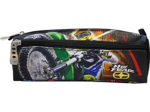 Κασετίνα βαρελάκι No Fear Motocross (347-44140)