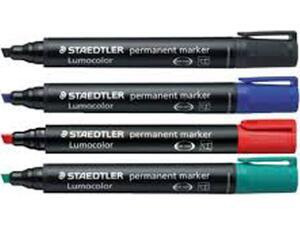 Μαρκαδόρος ανεξίτηλος STAEDLER 350 2-5mm σε διάφορα χρώματα