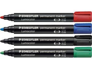 Μαρκαδόρος ανεξίτηλος STAEDLER Lumocolor 352 σε διάφορα χρώματα