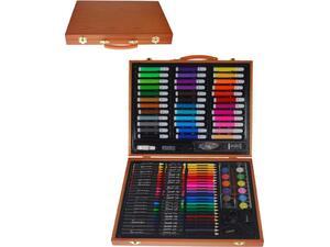 Σετ ζωγραφικής σε ξύλινο κουτί XXL