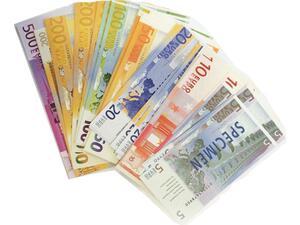 Χαρτονομίσματα ευρώ αντίγραφα (συσκευσία 32 τεμαχίων)
