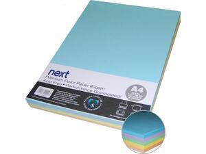 Χαρτί εκτύπωσης NEXT Α4 80gr 250 φύλλα σε διάφορα χρώματα
