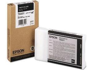 Μελάνι εκτυπωτή EPSON T603100 Photo Black 220ml (C13T603100) (Black)